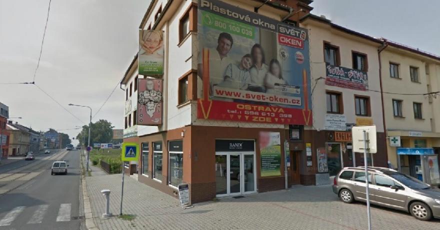 Virtuální sídlo společnosti Ostrava