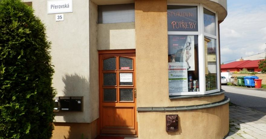 Virtuální sídlo společnosti Olomouc