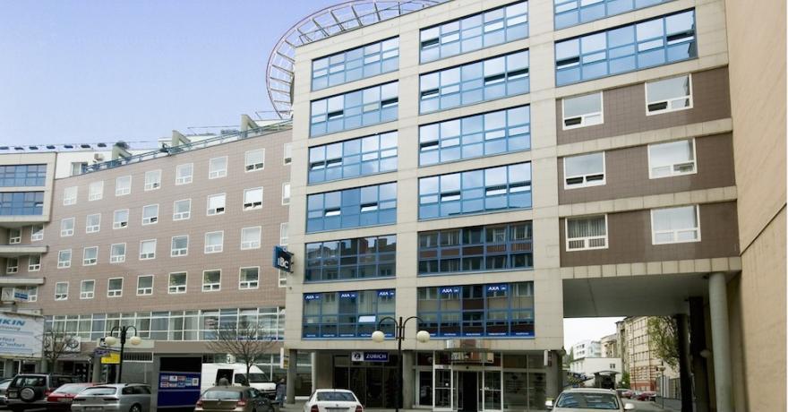 Virtuální sídlo IBC Brno