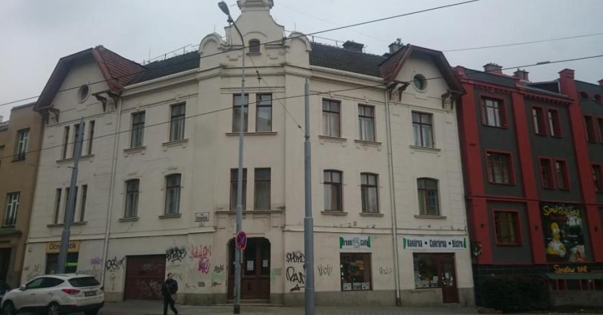 Sídlo firmy Brno
