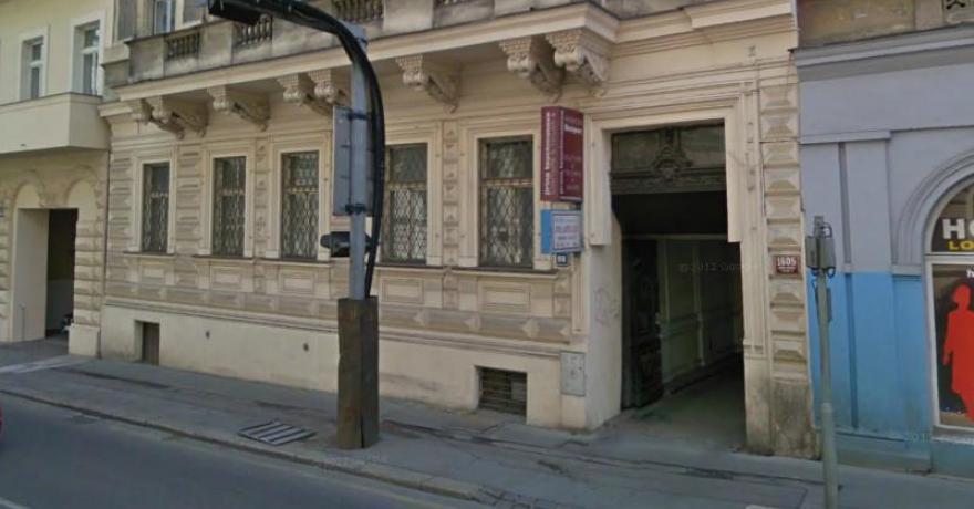 Virtuální sídlo firmy - Praha 2