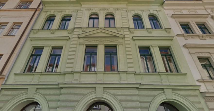 Sídlo Praha 3